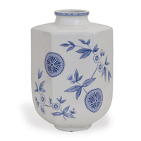 Temba Medium Blue Vase