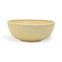 Bayleaf Yellow Bowl