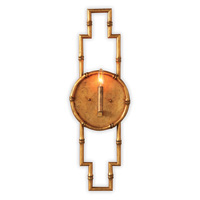 "Baldwin Gold Sconce 30""H"