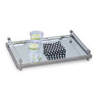 Moderne Nickel Tray