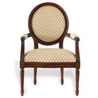 Avery Chair Frame Fruitwood Finish