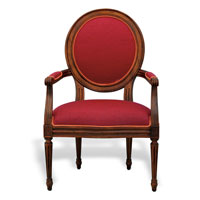 Avery Chair Fiesta--tangerine Welt Kit