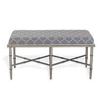Doheny Silver Double Theodore Bench Kit