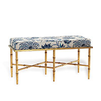 Doheny Gold Double Braganza Bench Kit