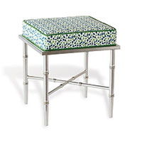 Doheny Silver Single Howards End Green Bench Kit
