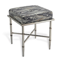 Doheny Silver Single Licorice Bench Kit
