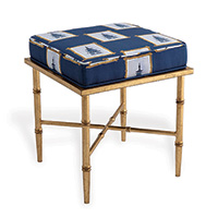 Doheny Gold Single Pagoda Bench Kit