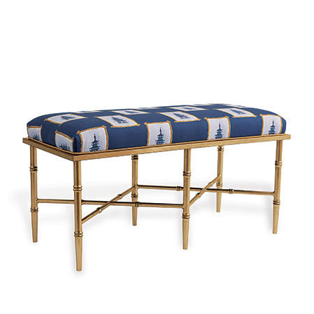 Doheny Gold Double Pagoda Bench Kit