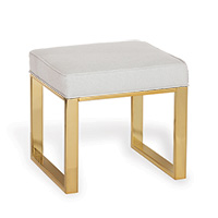 Dylan Brass Bench Frame