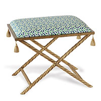 Delfern Gold Howards End Green Bench Kit