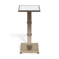 Blake Silver Accent Table