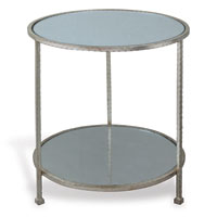 Harper Silver Table