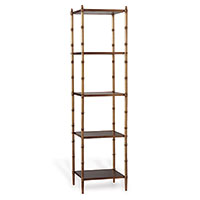 Doheny Brass Etagere