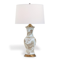 Chow Brown Lamp