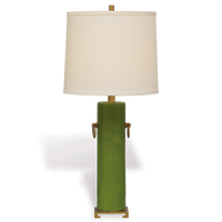 Beverly Apple Green Lamp