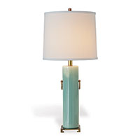 Beverly Celadon Lamp