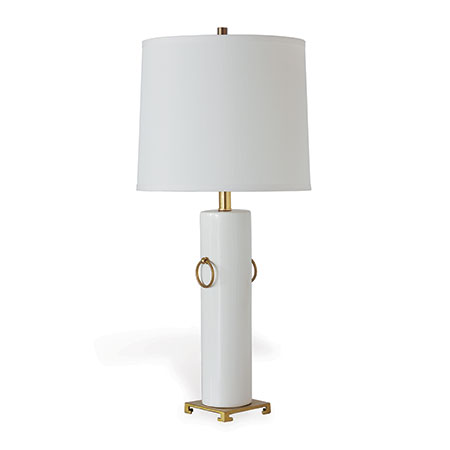Beverly Cream Lamp