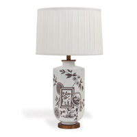 Temba Brown Table Lamp