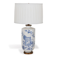 Temba Blue Table Lamp