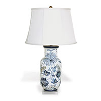 Braganza Blue Lamp