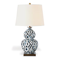 Mill Reef Indigo Lamp