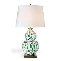 Mill Reef Palm Lamp