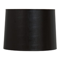 Black Lizard Hardback Drum Shade