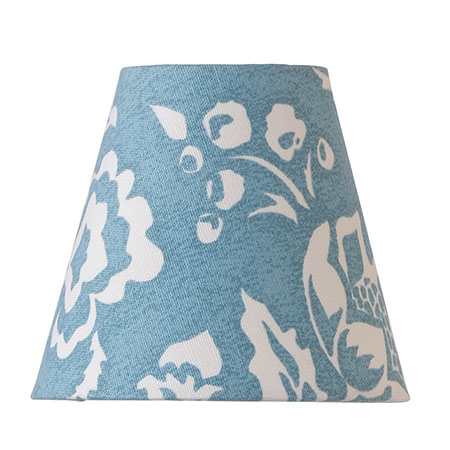 "Delft Rokeby Road Mini Shade 3""X5.5""X5""Sh"
