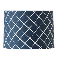 "Indigo Cove End Shade 15x16x10""Sh"