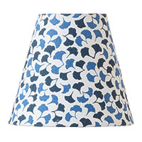 "Indigo Howards End Mini Shade 3""X5.5""X5""Sh"