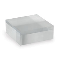 "Acrylic Stand Square 5"" (set Of 2)"